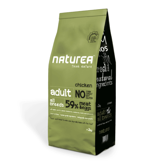 Naturea Adult Chicken 100g