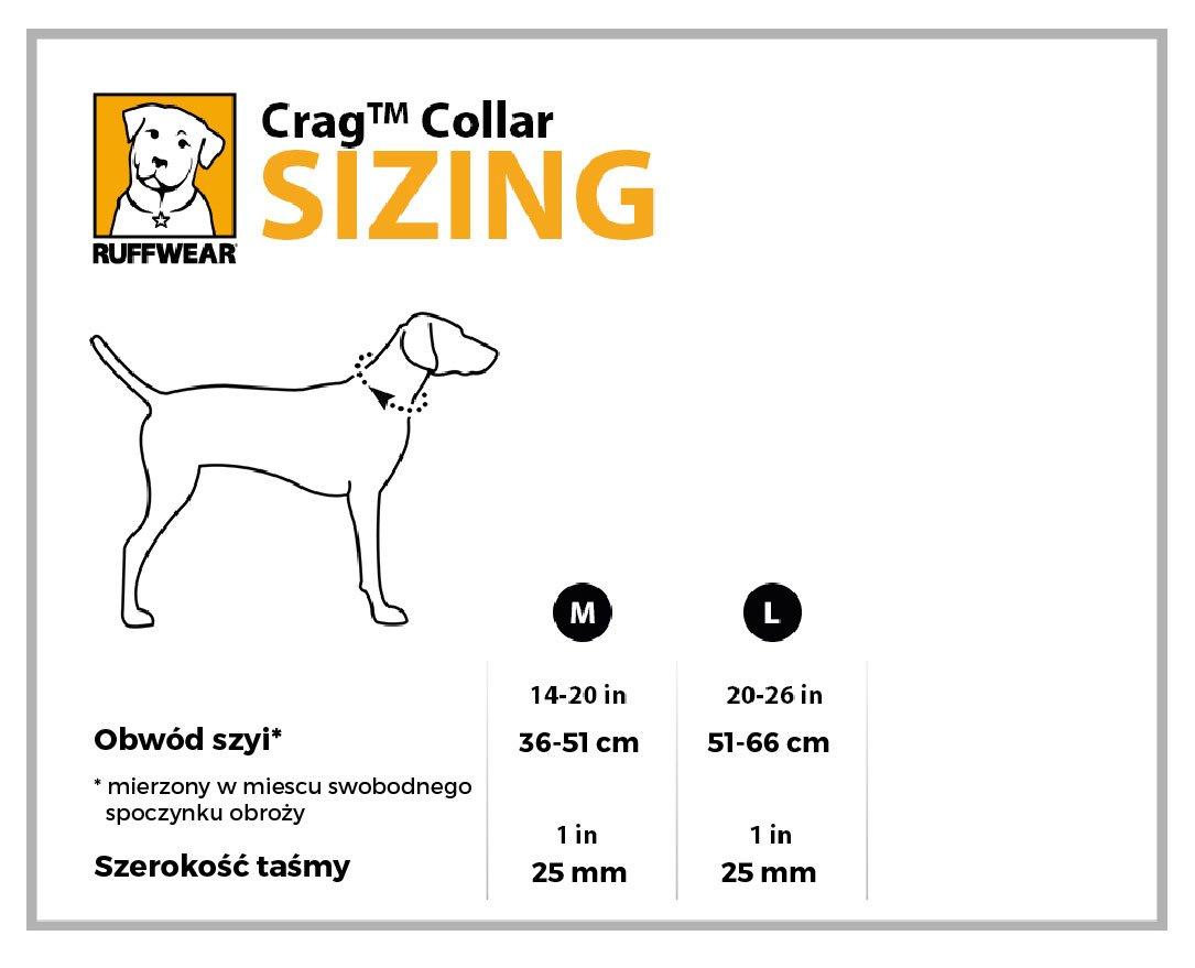 Crag Collar_rozmiarowka